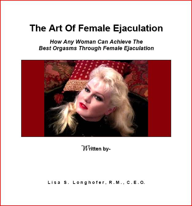 The Art of Female Ejaculation – Lisa S. Longhofer